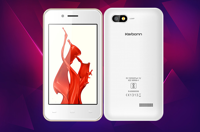 Karbonn A41 Power Photos