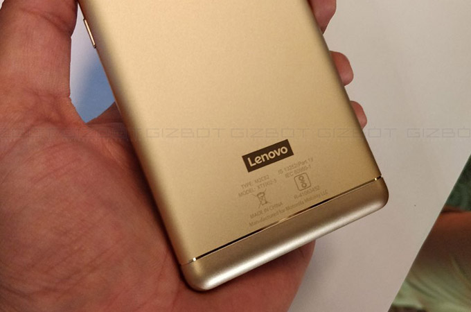 Lenovo K8 Note First Impressions Photos