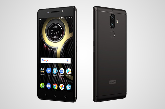 Lenovo K8 Note Photos