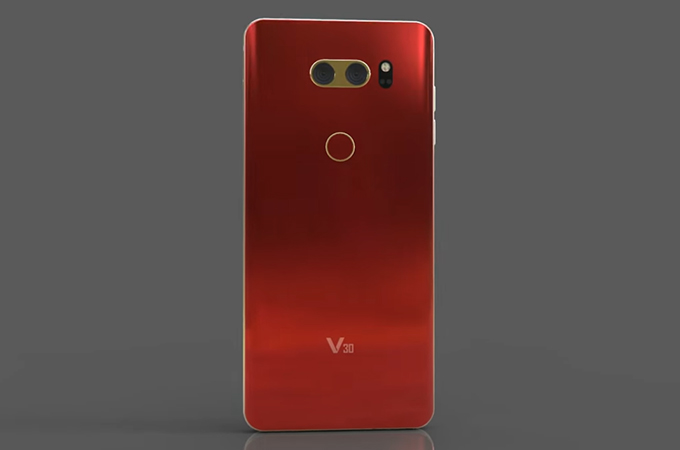 LG V30 Concept Design Photos