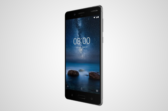 Nokia 8 Photos