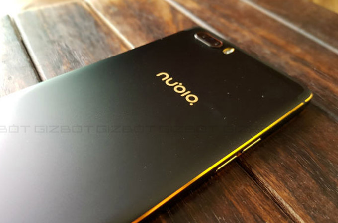 Nubia M2 Review Photos