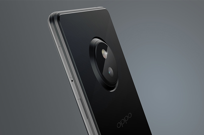 Oppo Athena Photos