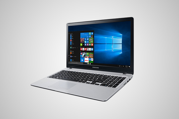 Samsung Notebook 5 Photos