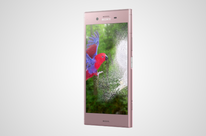 Sony Xperia XZ1 Leaked  Photos
