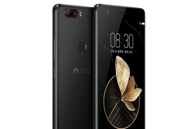 ZTE Nubia Z17 Lite Photos