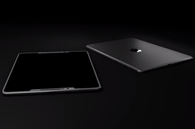 Apple iPad 2017 Concept Design Photos