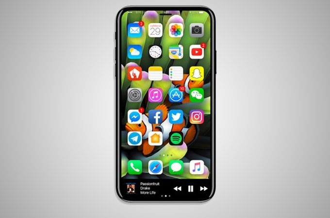 Apple iPhone 8 Concept Design Photos