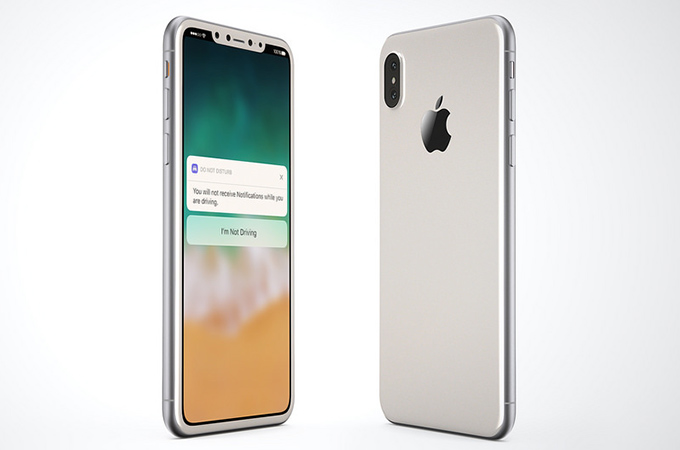 Apple iPhone 8 Plus Concept Photos
