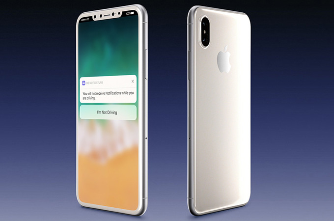 f24f2806358d5a Apple iPhone 8 Plus Concept Images [HD]: Photo Gallery of Apple ...