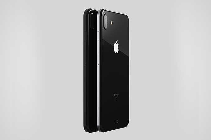Apple iPhone X concept design Photos