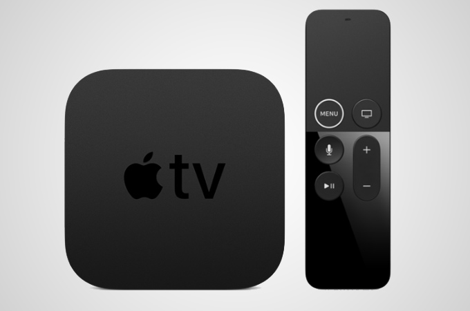 Apple TV 4k Photos