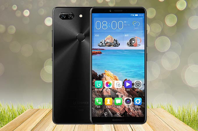 Gionee M7 Photos