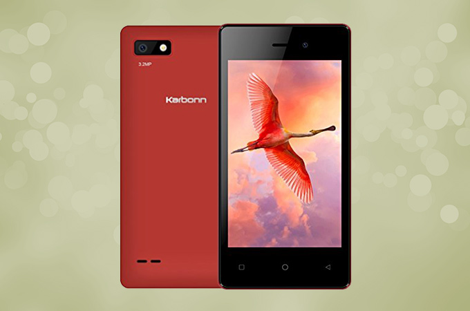 Karbonn A1 Indian Photos