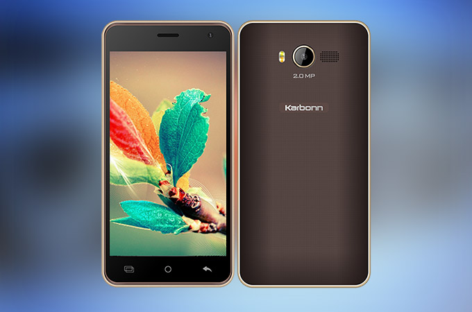 Karbonn K9 Smart Eco Photos
