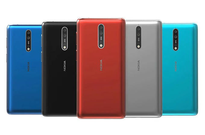 Nokia X or Nokia 9 Concept Design Photos
