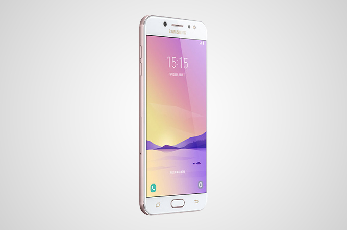 Samsung Galaxy C8 Photos