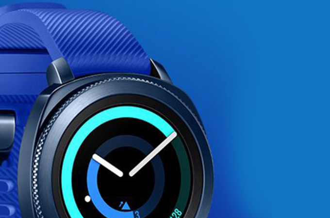 Samsung Gear Sport Photos