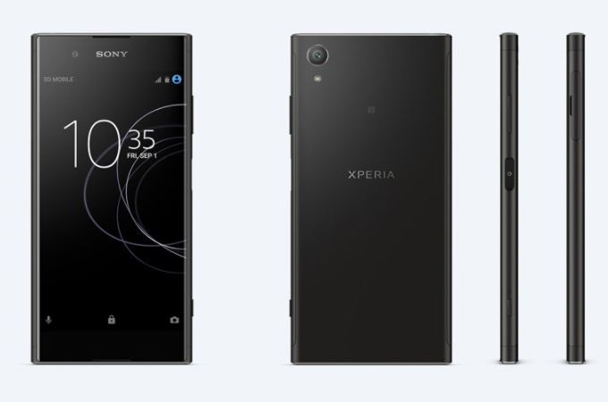 Sony Xperia XA1 Plus Photos