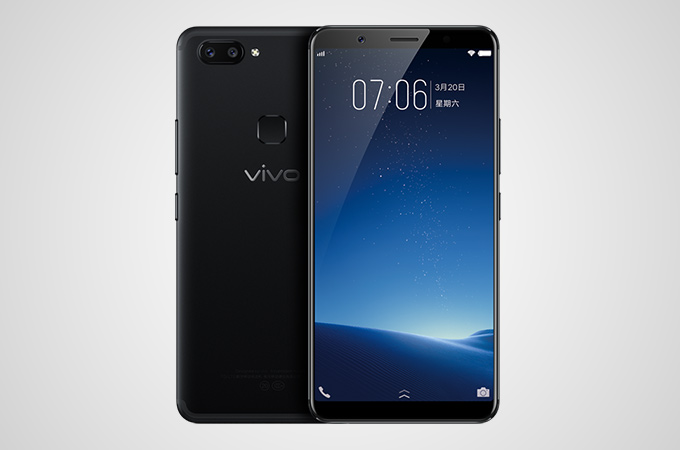 Vivo X20 Photos