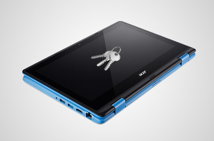 Acer Aspire R 11 Photos