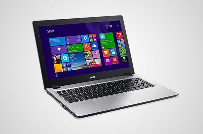 Acer Aspire V 15 Photos