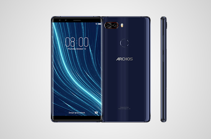 Archos Diamond Omega Photos