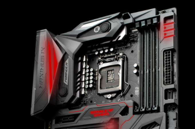 Asus ROG Maximus IX Formula Photos