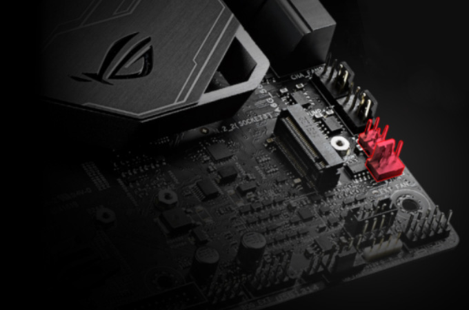 Asus ROG Maximus IX Hero Z270 Photos