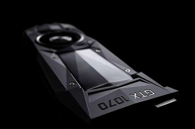 GeForce GTX 1070 Photos