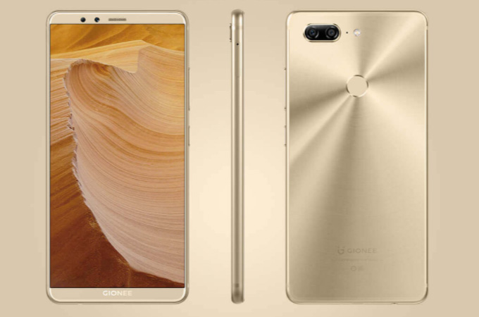 Gionee M7 Power Photos
