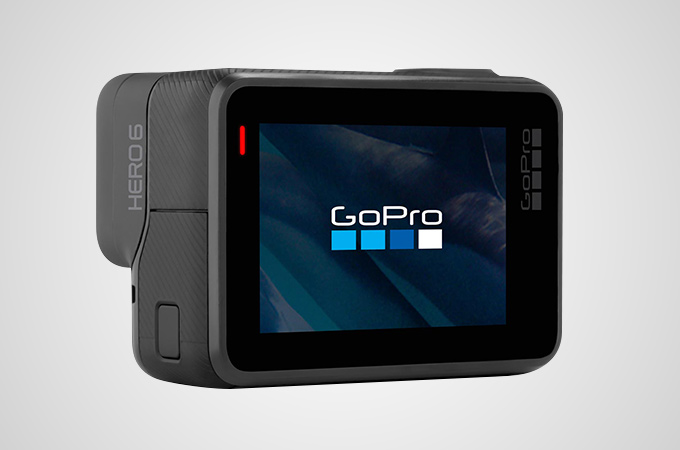 GoPro Hero 6 Photos