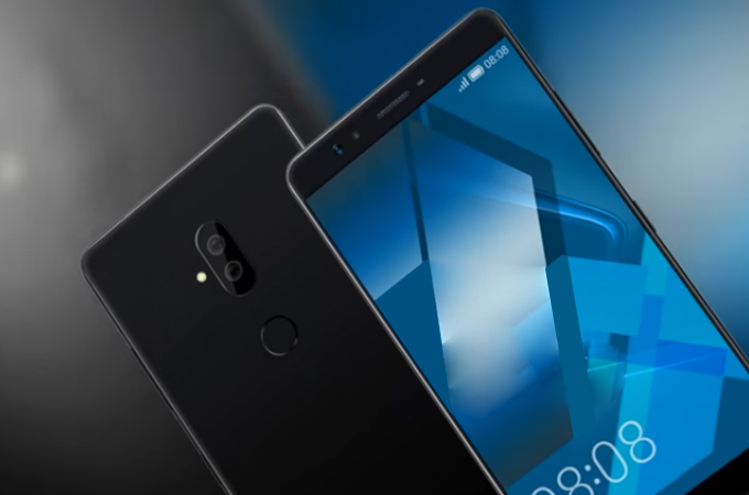 Honor 7X Concept Photos