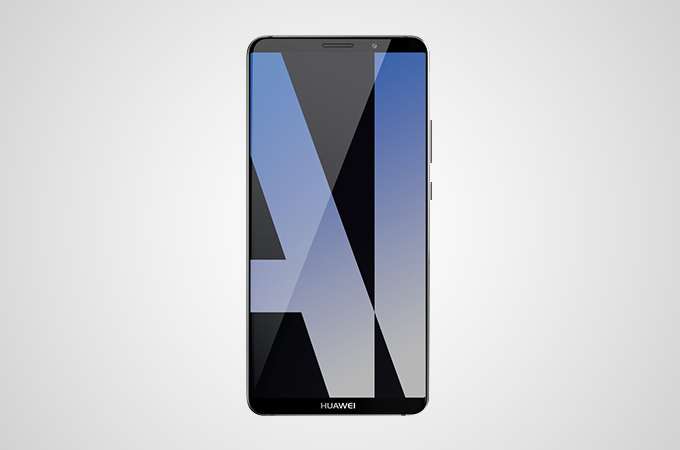 Huawei Mate 10 Pro Leaked  Photos