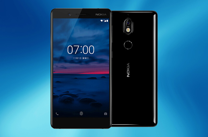 Nokia 7 Photos
