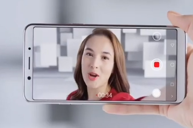 Oppo F5 Leaked  Photos