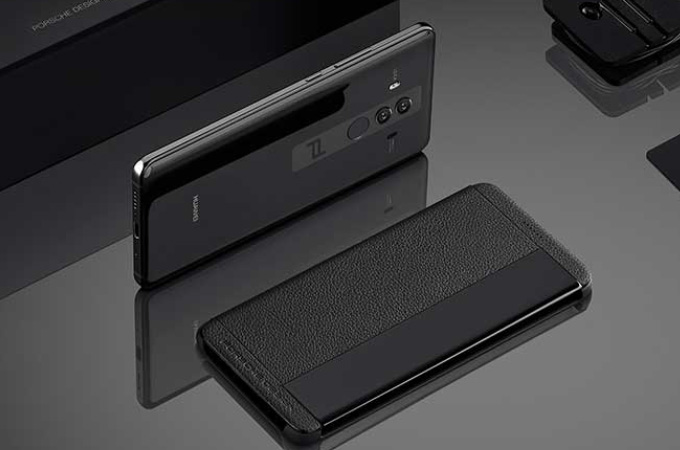 Porsche Design Huawei Mate 10 Photos