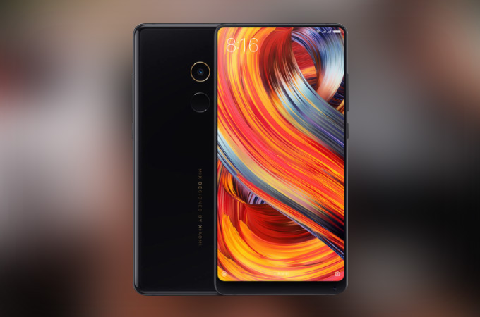 Xiaomi Mi Mix 2 Photos