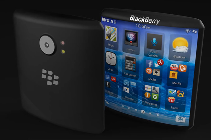 Blackberry Storm X Mini Concepts Photos