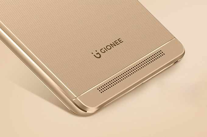 Gionee Gold and Steel 3 Photos