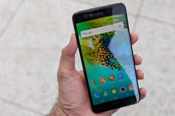Infinix Zero 5 First Impressions Photos