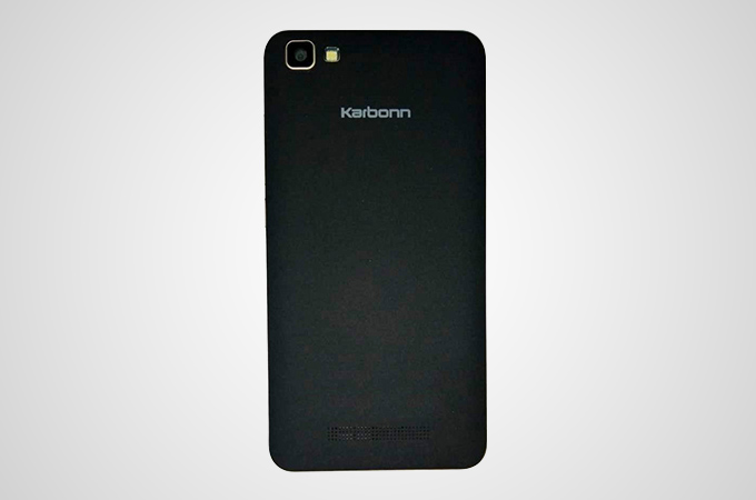 Karbonn K9 Smart Selfie Photos