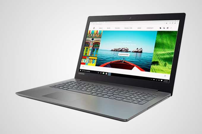 Lenovo IdeaPad 320 Photos