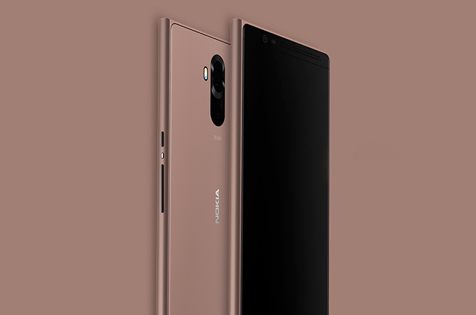 Nokia 9 Concept Design Photos