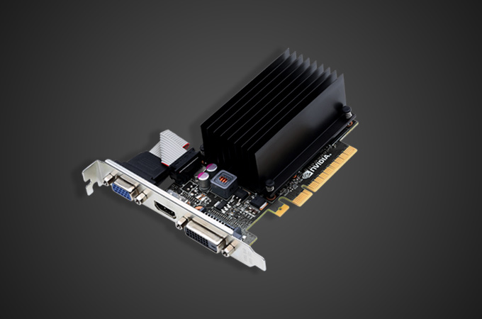 NVIDIA GeForce GT 720 Photos