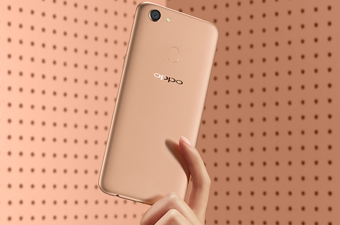 OPPO F5 Youth Photos