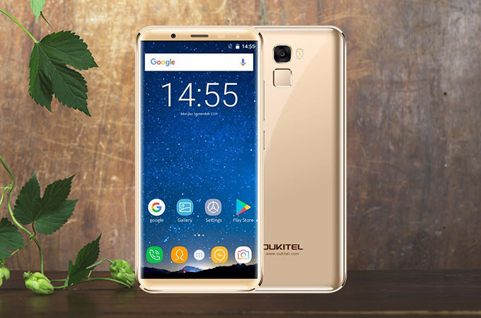 OUKITEL K5000 Photos
