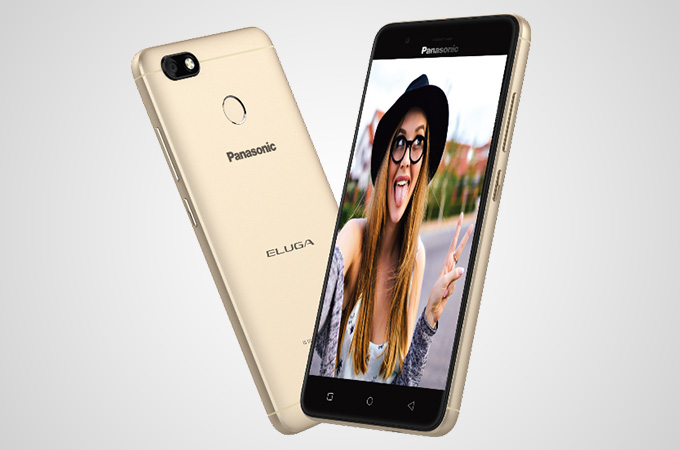 Panasonic Eluga A4 Photos