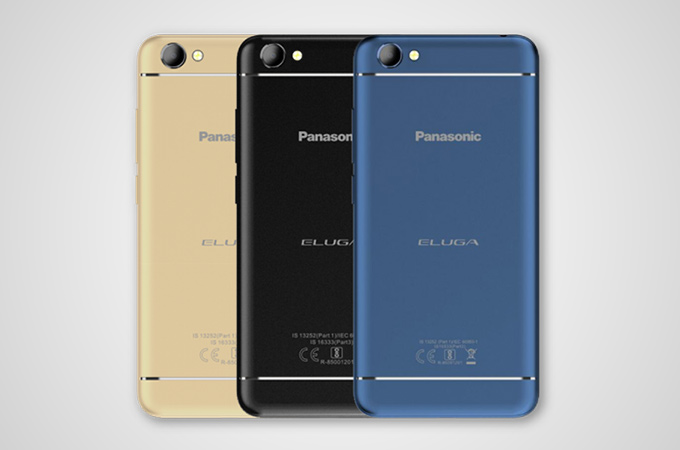 Panasonic Eluga I4 Photos