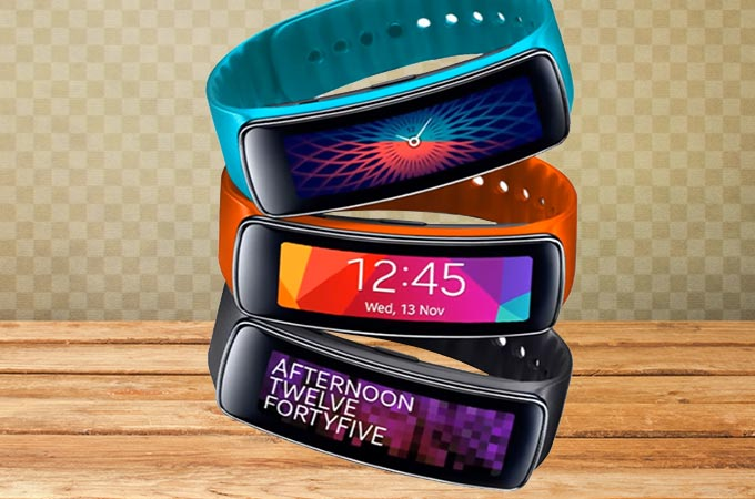 Samsung Gear Fit 3 Concepts Photos